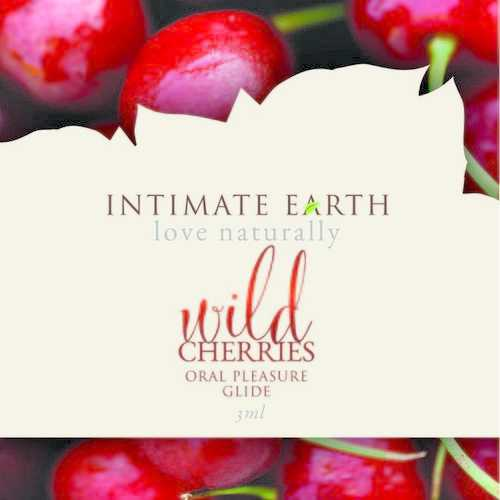 INTIMATE EARTH WILD CHERRIES FOIL PACK (EACHES)