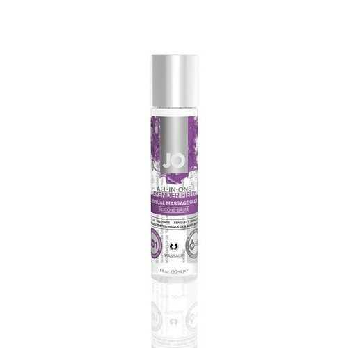 JO ALL IN ONE MASSAGE GLIDE LAVENDER 1OZ(out March)