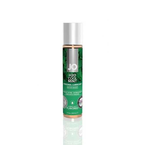 JO COOL MINT H2O 1OZ FLAVORED LUBRICANT