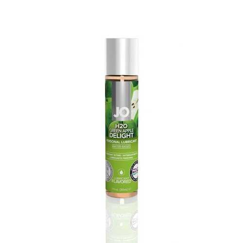 JO GREEN APPLE H2O 1OZ FLAVORED LUBRICANT(out end Feb