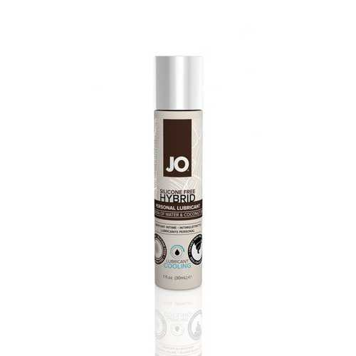 JO SILICONE FREE HYBRID COOLING LUBRICANT 1 OZ