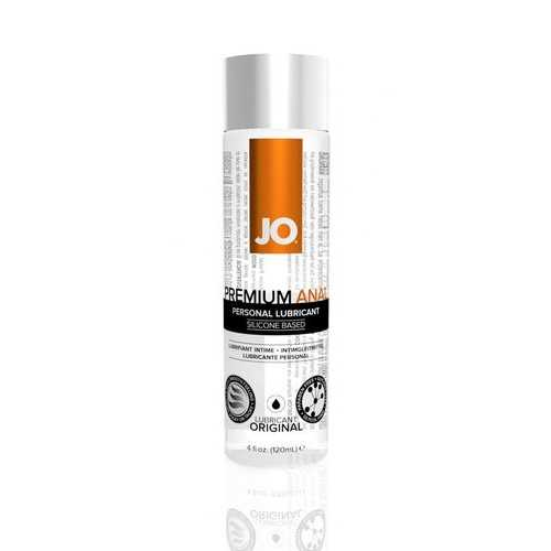 JO 4 OZ ANAL PREMIUM SILICONE LUBRICANT(out end Sep