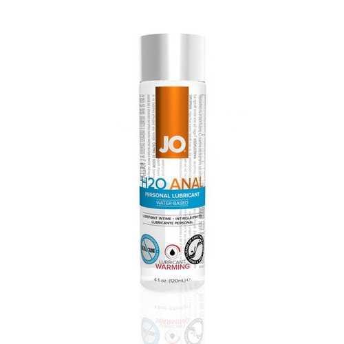 JO 4 OZ ANAL H2O WARMING LUBRICANT