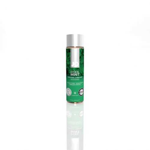 JO H2O COOL MINT 4 OZ FLAVORED LUBRICANT