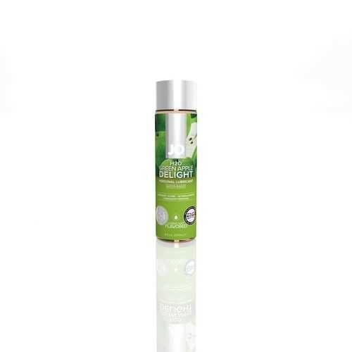 JO H2O GREEN APPLE 4 OZ FLAVORED LUBRICANT