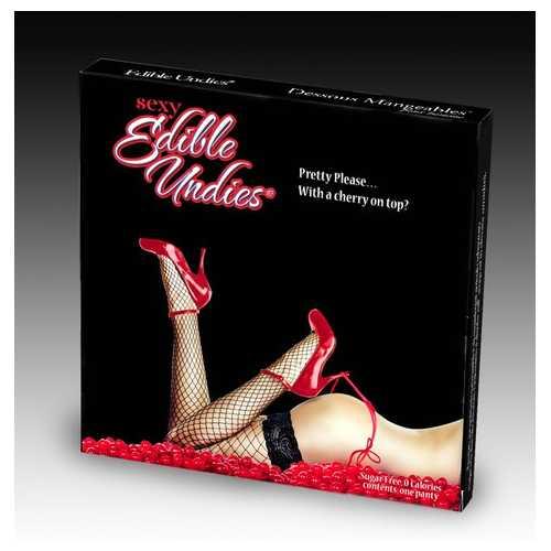 EDIBLE UNDIES SEXY CHERRY FEMALE