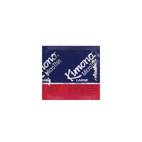 KIMONO MICROTHIN LARGE 3PK