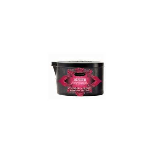 MASSAGE CANDLE STRAWBERRY DREAMS