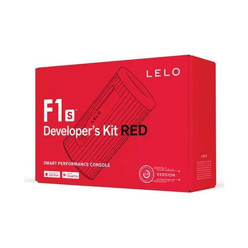 LELO F1S DEVELOPER'S KIT RED (NET)