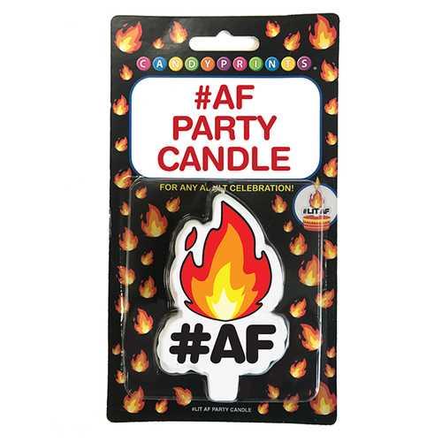 HOT #AF CANDLE