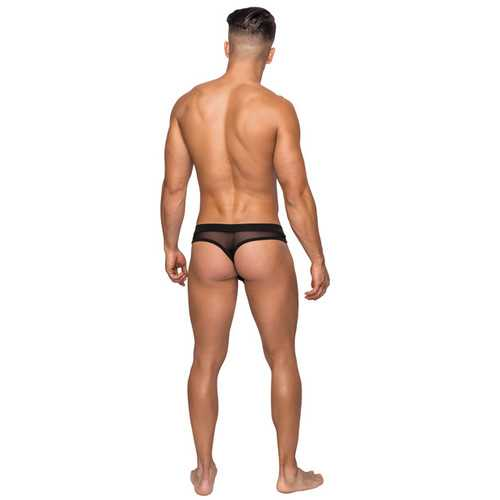HOSE THONG BLACK LARGE/ XL