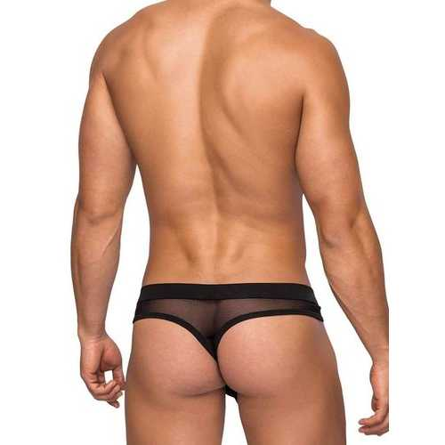 HOSE THONG BLACK SMALL/ MEDIUM