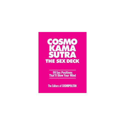 COSMO KAMA SUTRA THE SEX DECK