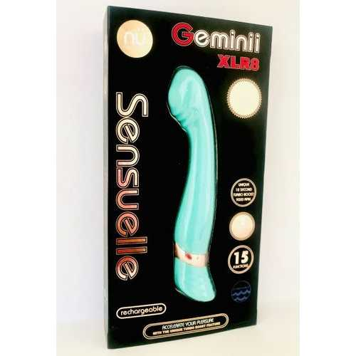 SENSUELLE GEMINII XLR8 ELECTRIC BLUE