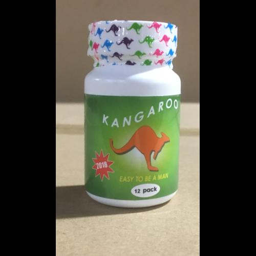 KANGAROO FOR HIM 12PC BOTTLE (NET)