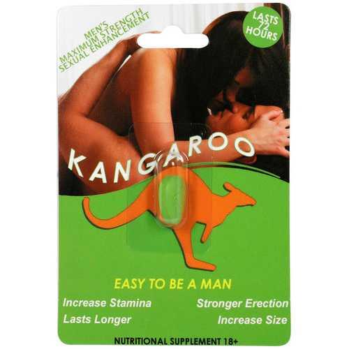 KANGAROO FOR HIM (EACHES) (NET)