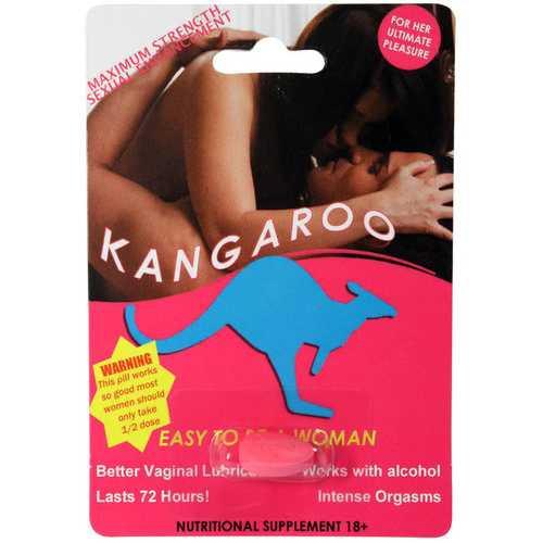 KANGAROO FOR HER (EACHES) (NET)