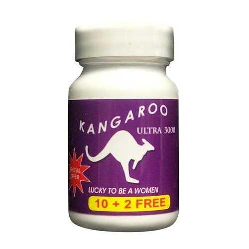 KANGAROO VIOLET FOR HER 10PC BOTTLE (NET)