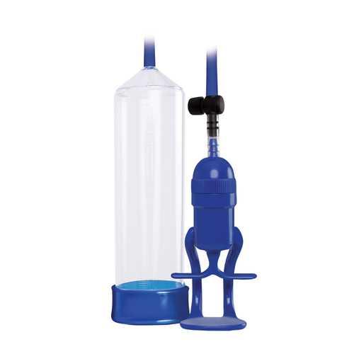 RENEGADE BOLERO PUMP BLUE