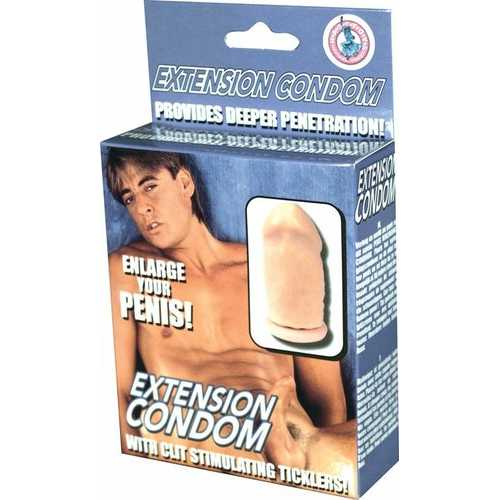 EXTENSION CONDOM FLESH