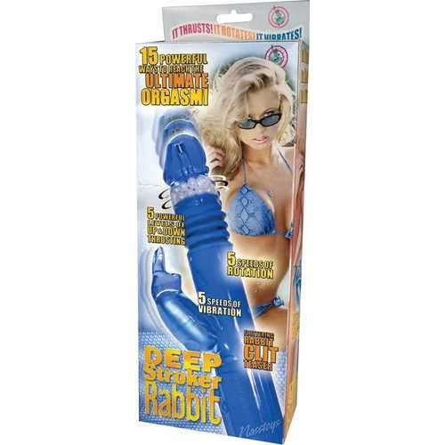 DEEP STROKER RABBIT BLUE