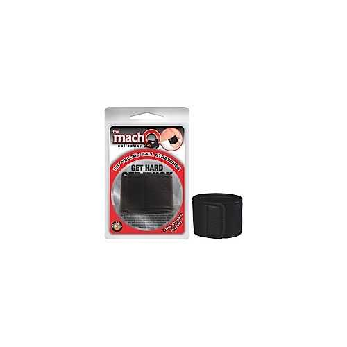 MACHO COLLECTION 1.5IN VELCRO BALL STRETCHER