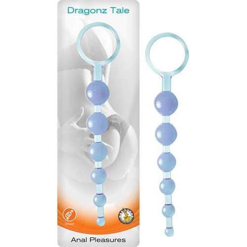 DRAGONZ TALE ANAL PLEASURES BLUE