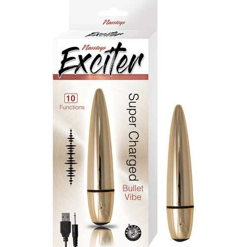 EXCITER BULLET VIBE GOLD