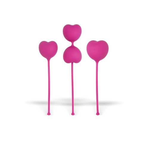 LOVELIFE FLEX KEGELS SET OF THREE (NET)