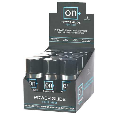 ON POWER GLIDE FOR HIM 12PC REFILL