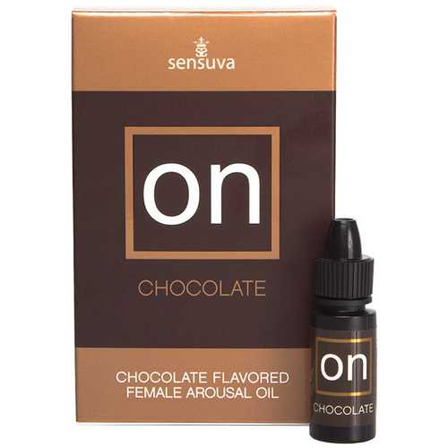 ON FEMALE AROUSAL OIL CHOCOLATE 5ML BOTTLE