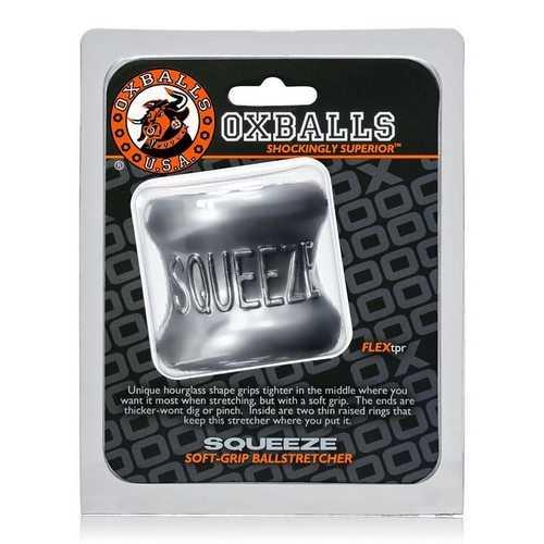 SQUEEZE BALL STRETCHER OXBALLS STEEL (NET)