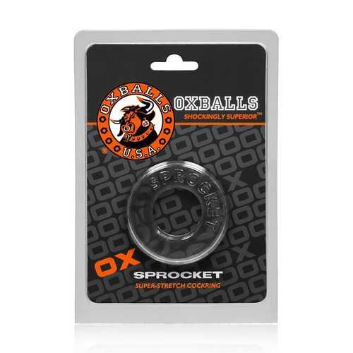 SPROCKET COCKRING CLEAR (NET)