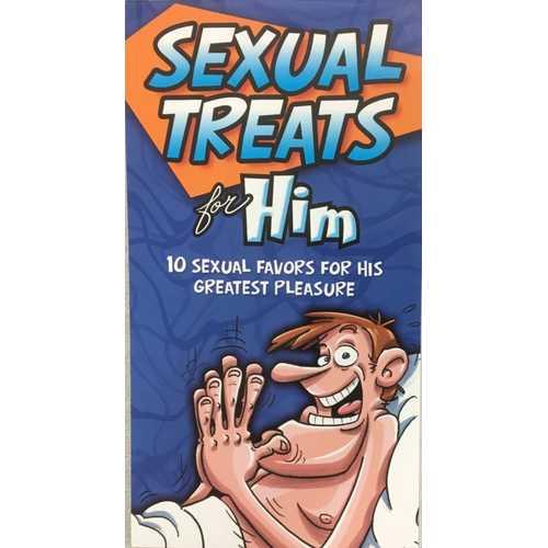 SEXUAL TREATS FOR HIM VOUCHERS
