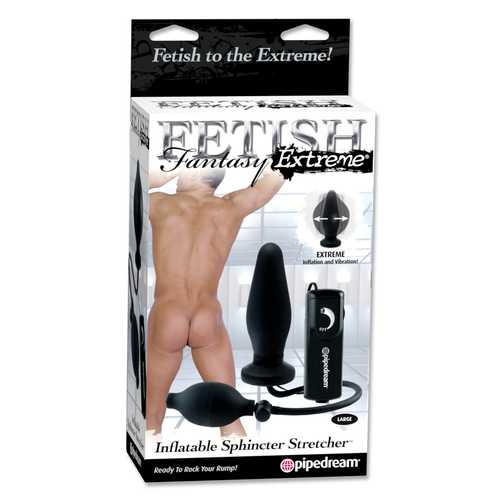 FETISH FANTASY EXTREME INFLATABLE SPHINCTER STRETCHER