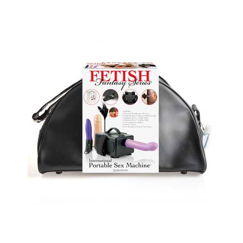 FETISH FANTASY PORTABLE SEX MACHINE