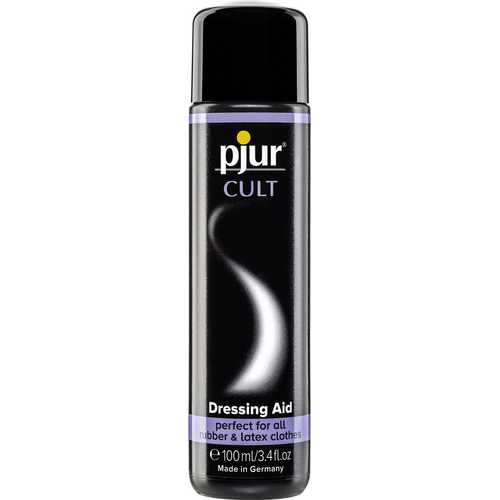 PJUR CULT DRESSING AID 100ML/ 3.4 OZ