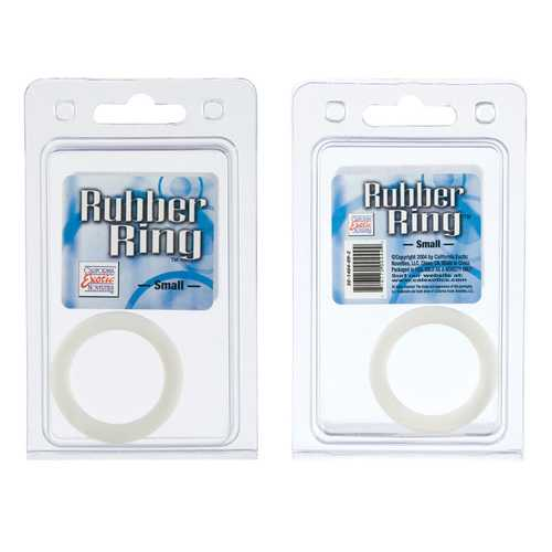 RUBBER RING WHITE SMALL