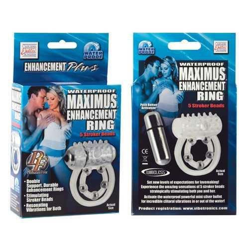 MAXIMUS ENHANCEMENT RING 5 STROKER