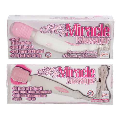 MY MIRACLE MASSAGER