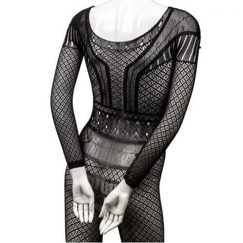 SCANDAL FULL LENGTH LACE BODY SUIT