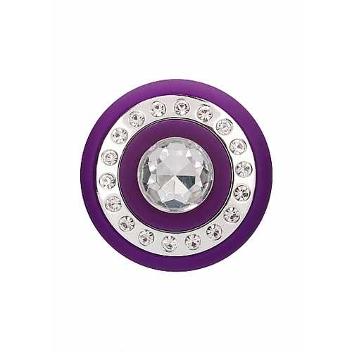 (WD) DISCRETION G-SPOT GLIMMER PURPLE