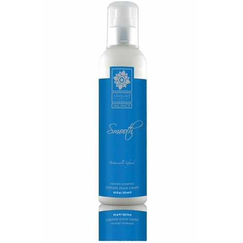 BALANCE SMOOTH NATURALLY UNSCENTED 8.5OZ SHAVE CREAM
