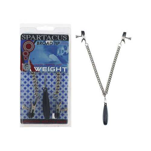 ADJUSTABLE CLAMP W/ 2OZ WEIGHT