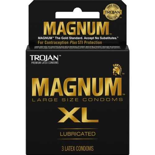 TROJAN MAGNUM XL 3PK