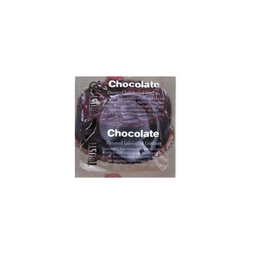 TRUSTEX CONDOMS-CHOCOLATE