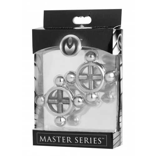 MASTER SERIES RINGS OF FIRE NIPPLE PRESS SET