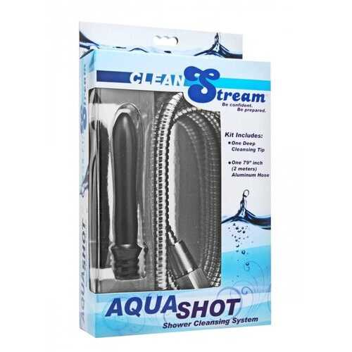 CLEANSTREAM AQUA SHOT SHOWER ENEMA