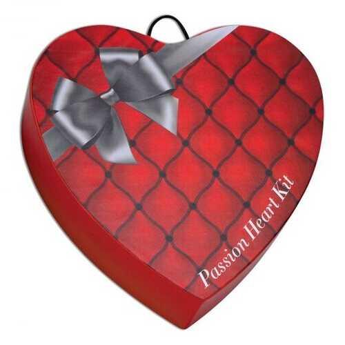 FRISKY PASSION HEART KIT