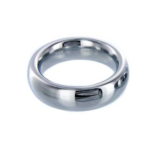 MASTER SERIES STEEL DONUT COCK RING 1.75IN